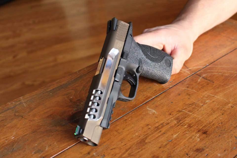 Custom Pistol Slide